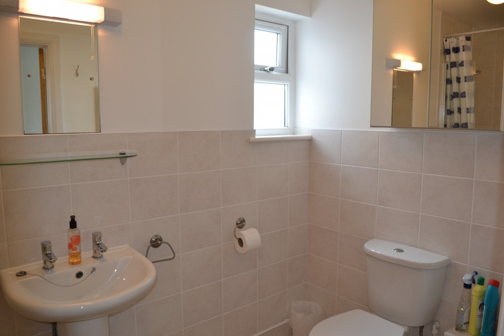 Fully-fitted bathroom