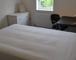 Two generous bedrooms with quality furniture