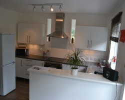 Hi-spec fully-fitted kitchen
