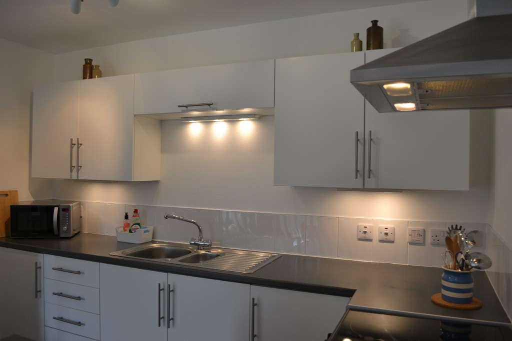 High-spec fully-fitted kitchen